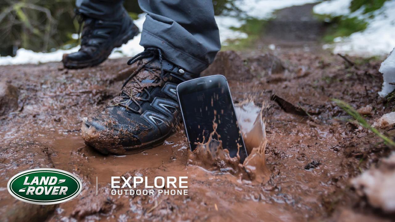 Land Rover gibi telefon! | Land Rover Explore ilk bakış