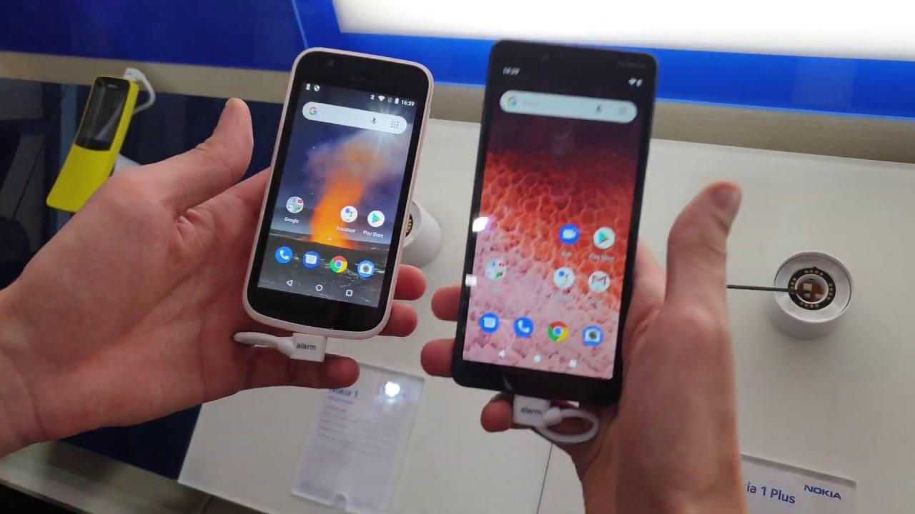 1000 TL'nin altında olacak!: Nokia 1 Plus ilk bakış