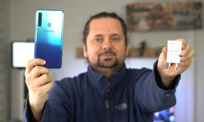 Samsung Galaxy A9 - Pil Testi