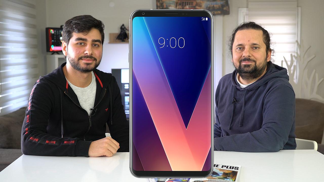 LG V30 Sizin Yorumunuz