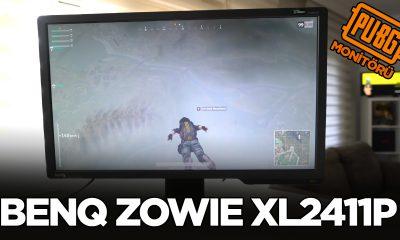 PUBG ve E-Spor oyunlarına özel monitör! | BenQ Zowie XL2411P incelemesi