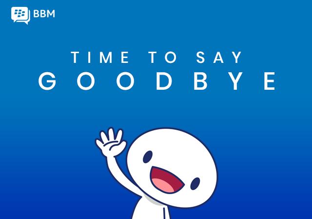 BlackBerry Messenger 31 Mayıs'ta kapanıyor!