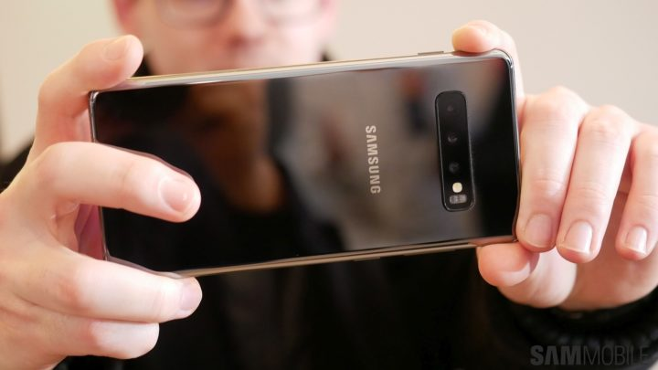 """Samsung Galaxy S10 ailesine """"Gece Modu"""" özelliği geliyor!"""