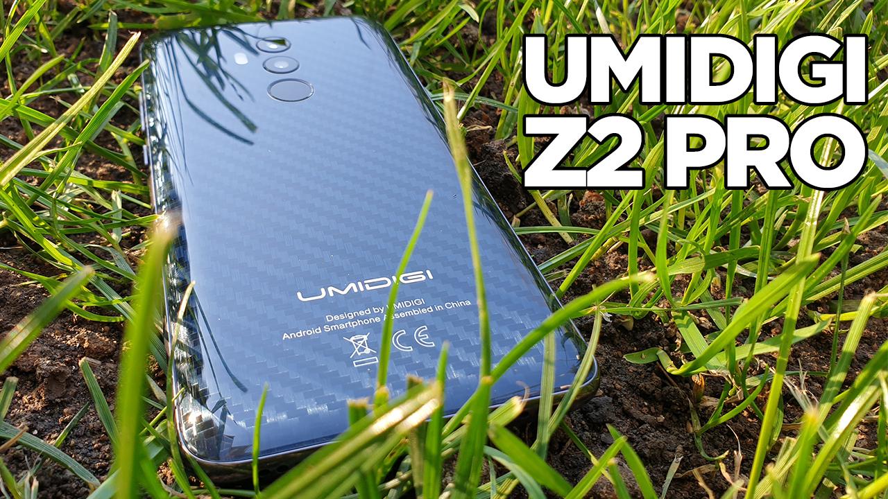 2250 TL'lik yeni Çinli   Umidigi Z2 Pro incelemesi