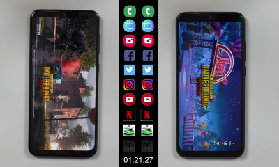 Hız Testi | Samsung Galaxy A50 vs Redmi Note 7