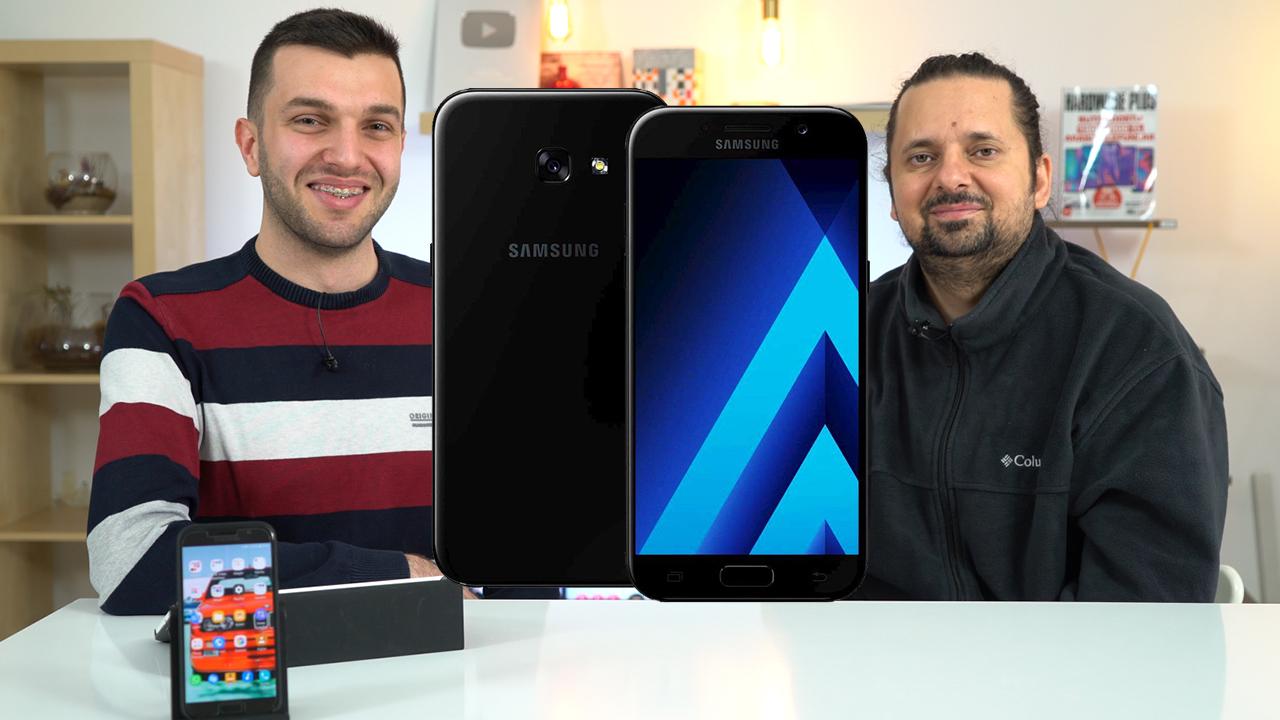 Samsung Galaxy A5 (2017) - Sizin Yorumunuz (Ali Furkan Kaya)