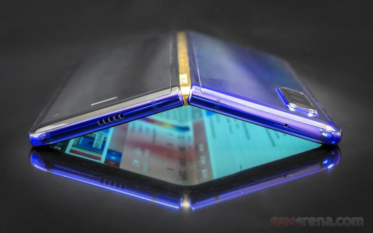 Samsung galaxy fold ları geri çağırdı