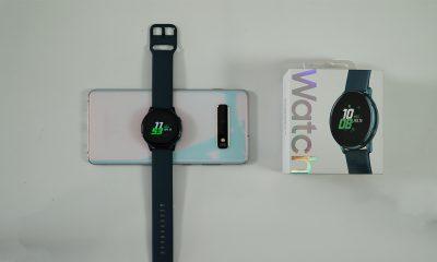 Samsung Galaxy Watch Active kutu açılışı