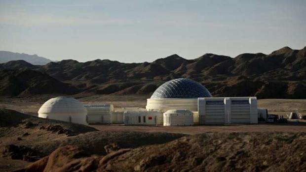 """Mars'a en benzer """"Mars Base 1"""" uzay üssü yakında ziyaretçilere açılıyor!"""