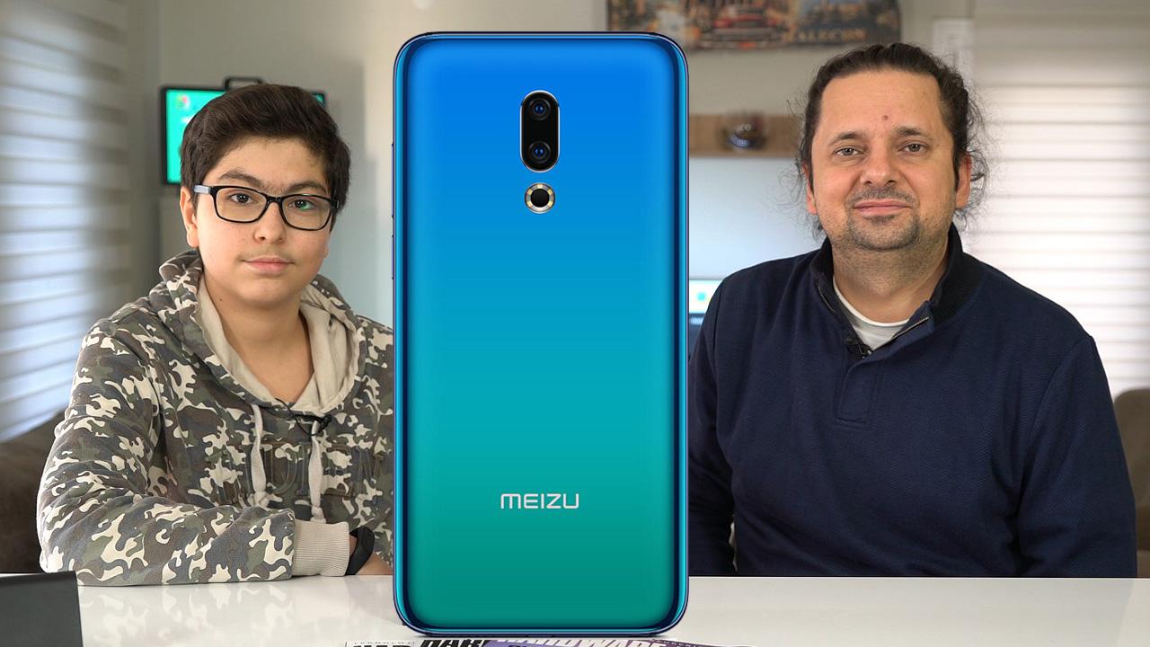 Meizu 16th kullanıcı deneyimi