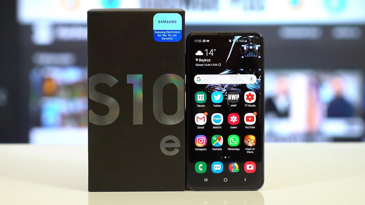 Samsung Galaxy S10e incelemesi | Ersin telefonu beğendi mi?