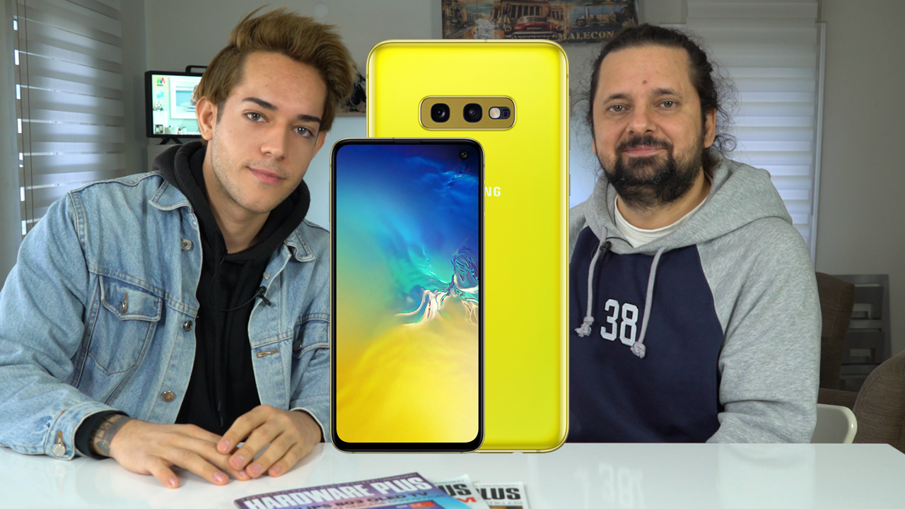 Samsung Galaxy S10e - Sizin Görüşünüz (Görkem Göknil)