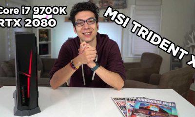 MSI Trident X incelemesi | Kompakt bir canavar!
