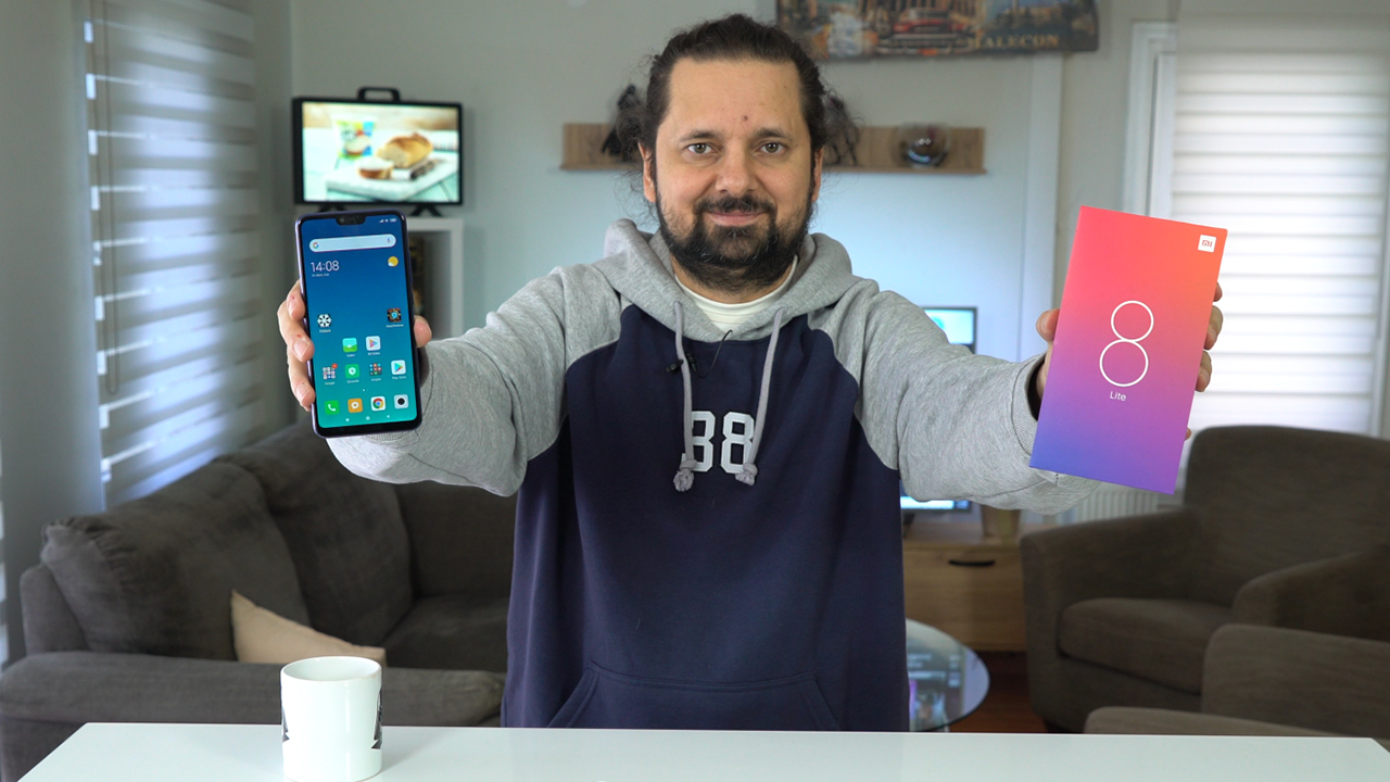 Xiaomi Mi 8 Lite - Pil Testi