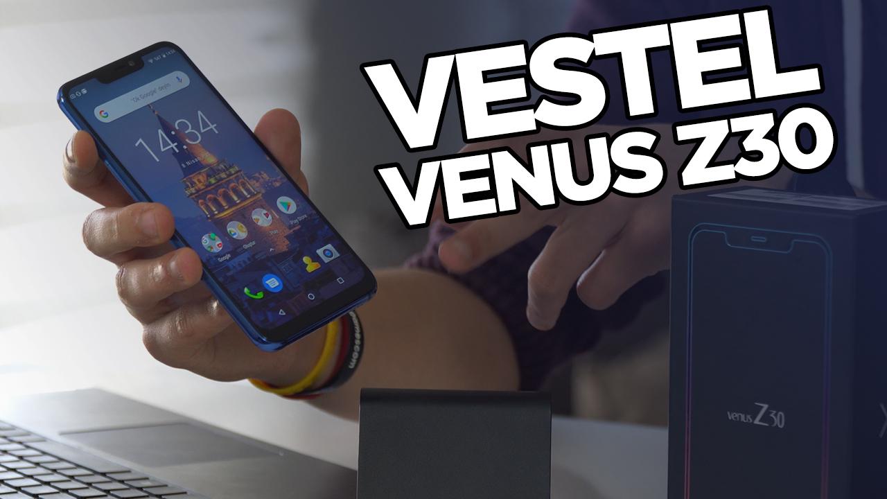 Vestel Venus Z30 incelemesi | Vestel'in en güçlüsü!