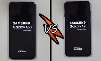 Hız Testi | Samsung Galaxy A50 vs. Samsung Galaxy A9