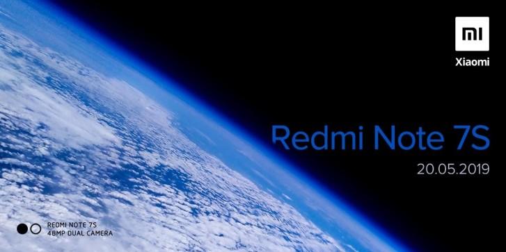 Redmi Note 7S 48MP kamera ile tanıtılacak