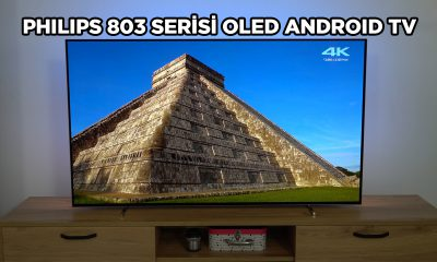 Philips 803 Serisi OLED Android TV