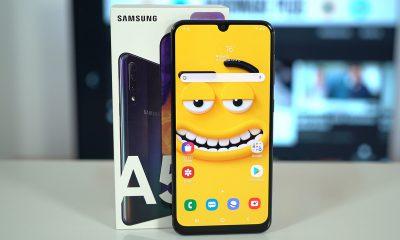 Samsung Galaxy A50 inceleme
