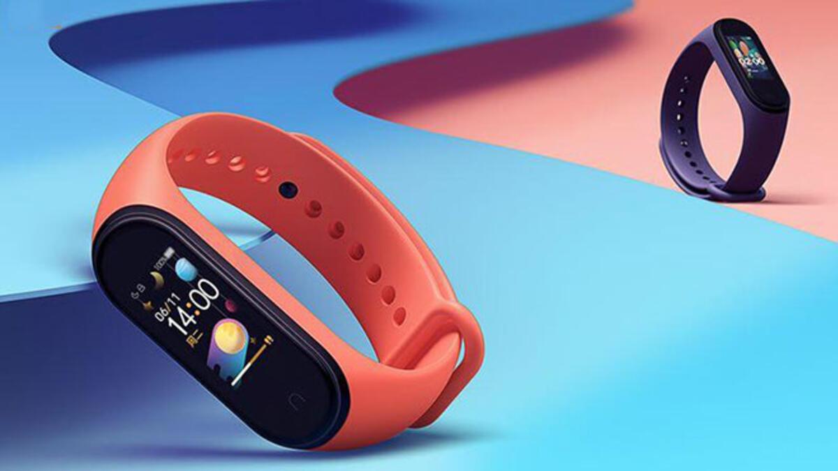 Xiaomi Mi Band 4 tanıtıldı