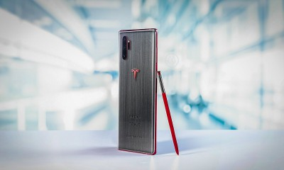 Samsung Galaxy Note 10 Tesla Special Edition