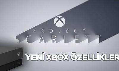 Süper güçlü yeni nesil Xbox | Project Scarlett #E32019