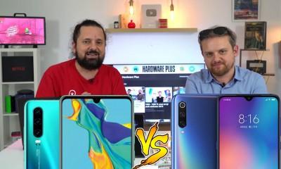 Huawei P30 mu, Xiaomi Mi 9 mu? (Aycan Ay)