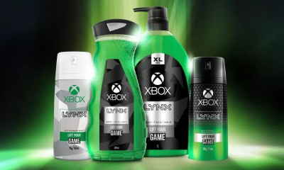 Xbox duş jeli