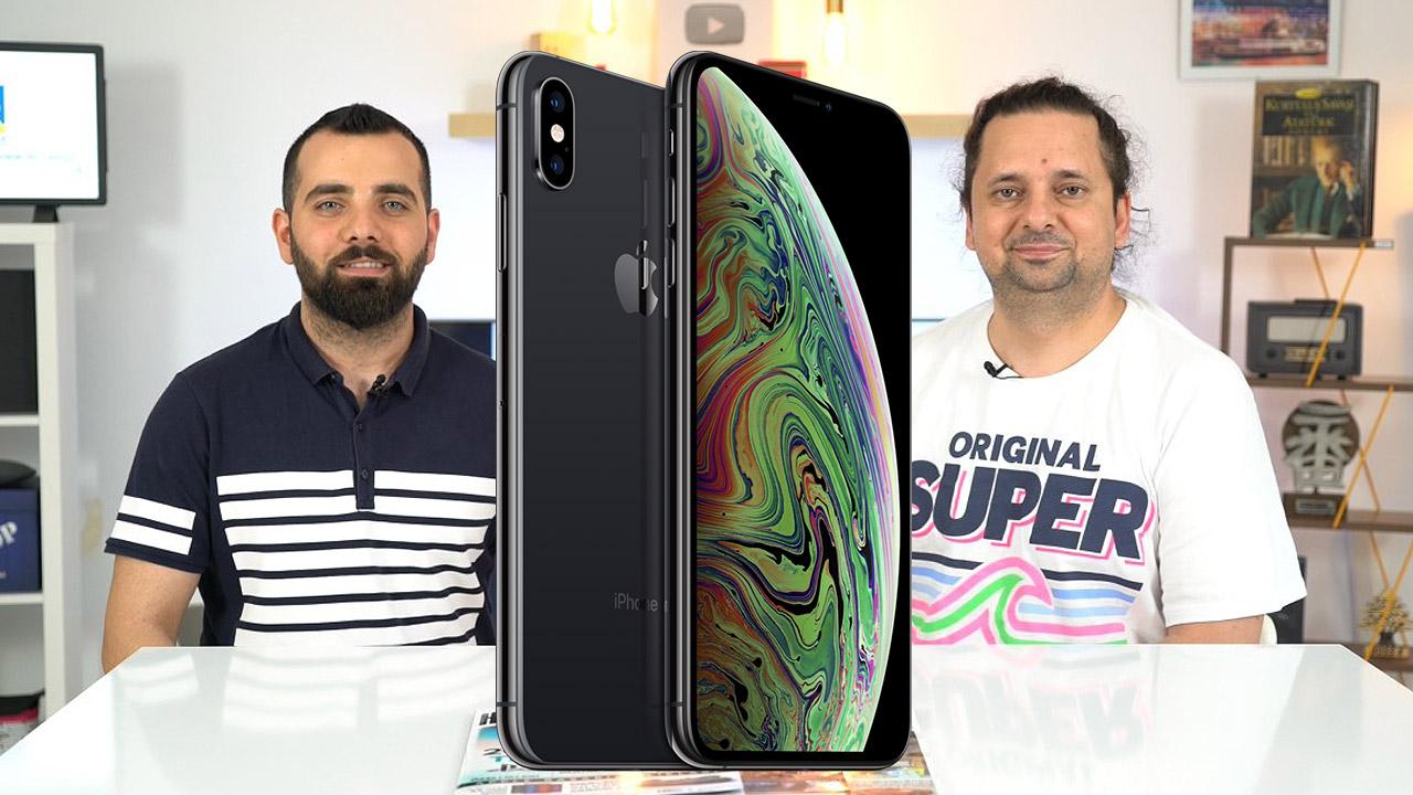 iPhone XS Max kullanıcısı olan Serkan Faiz, telefondaki e-sim özelliğini kullanan bir iPhone kullanıcısı olarak ofisimize geldi.