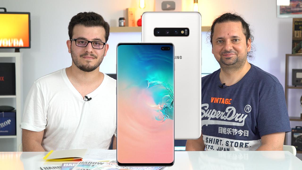 Samsung Galaxy S10+ - Sizin Yorumunuz (Bayram Yılmaz)