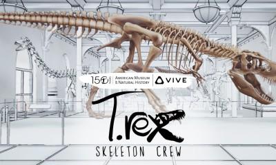 T. Rex: Skeleton Crew