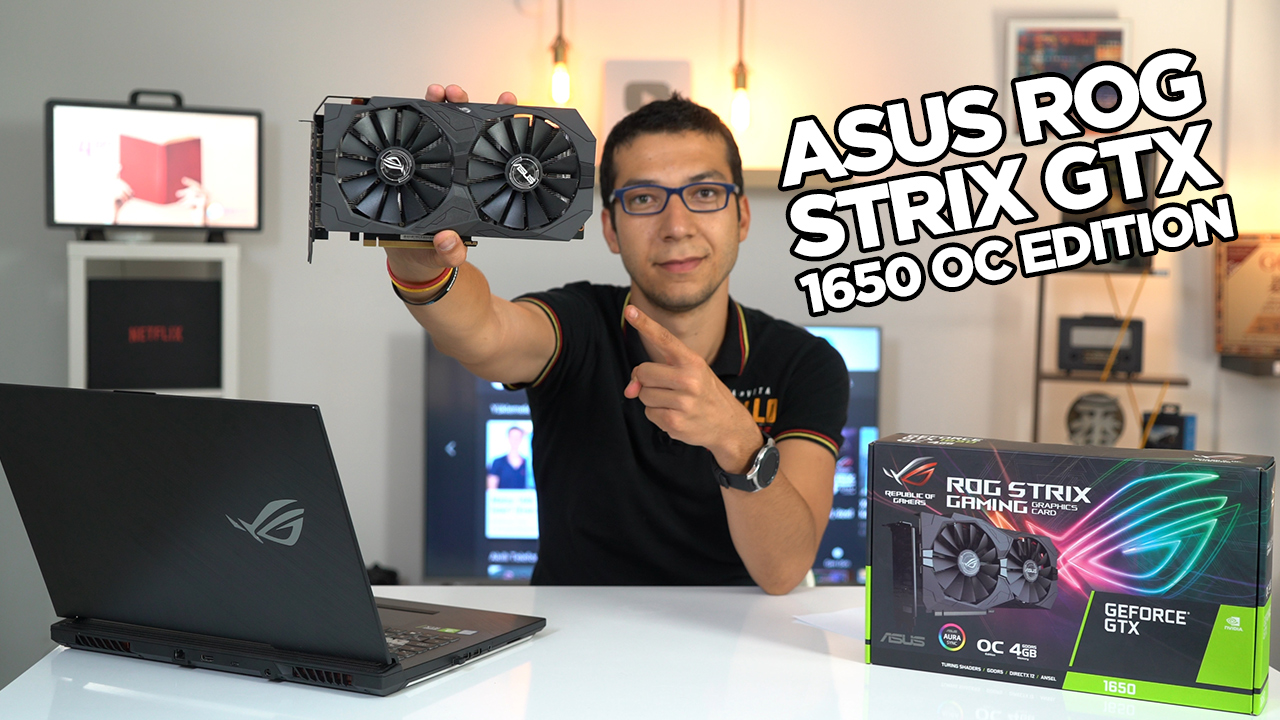 Asus ROG Strix GeForce GTX 1650 OC Edition | Fiyat/performans canavarı!