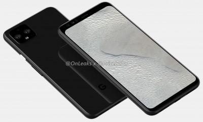 Google Pixel 4 XL Kapak
