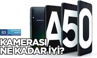 Samsung Galaxy A50 kamera performansı nasıl? | DxOMark #11