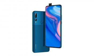 Huawei Y9 Prime 2019 kutu açılışı