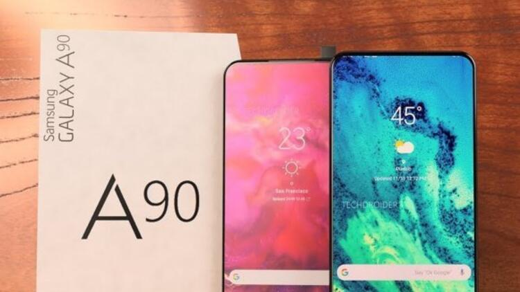 Samsung Galaxy A90 modelinin Geekbench skoru görüldü