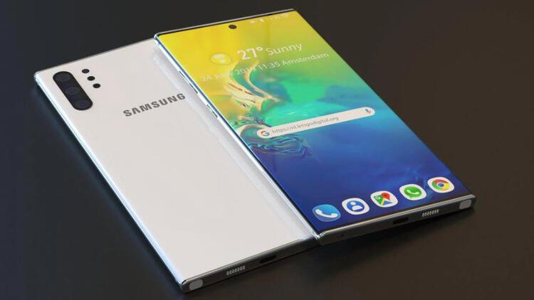 Samsung Galaxy Note 10/10+ modellerinin özellikleri ortaya çıktı