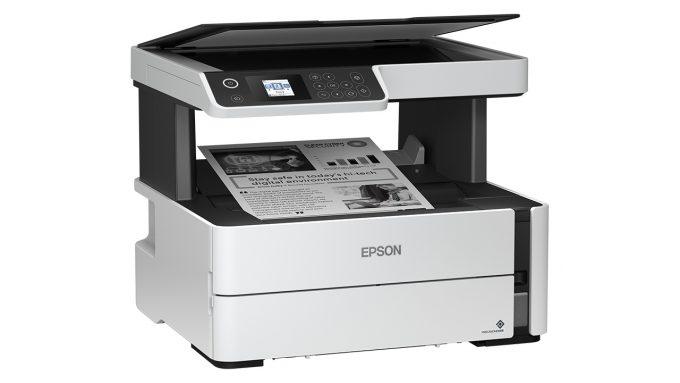 Epson EcoTank Mono