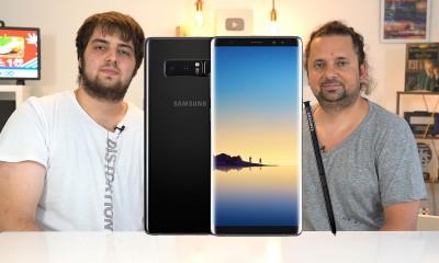 Samsung Galaxy Note 8 - Sizin Yorumunuz (Gökay Çiftçi)