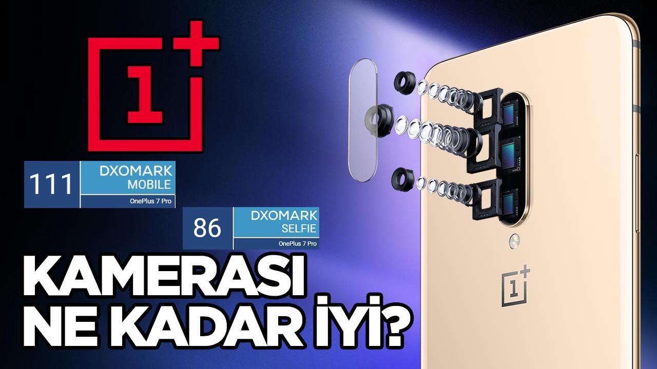 OnePlus 7 Pro kamera performansı nasıl? | DxOMark #12