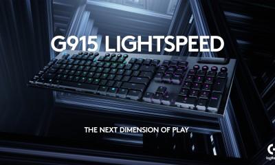 Logitech G915 Lightspeed