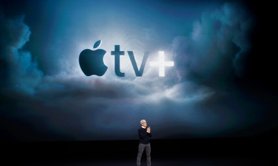 Apple TV plus kapak