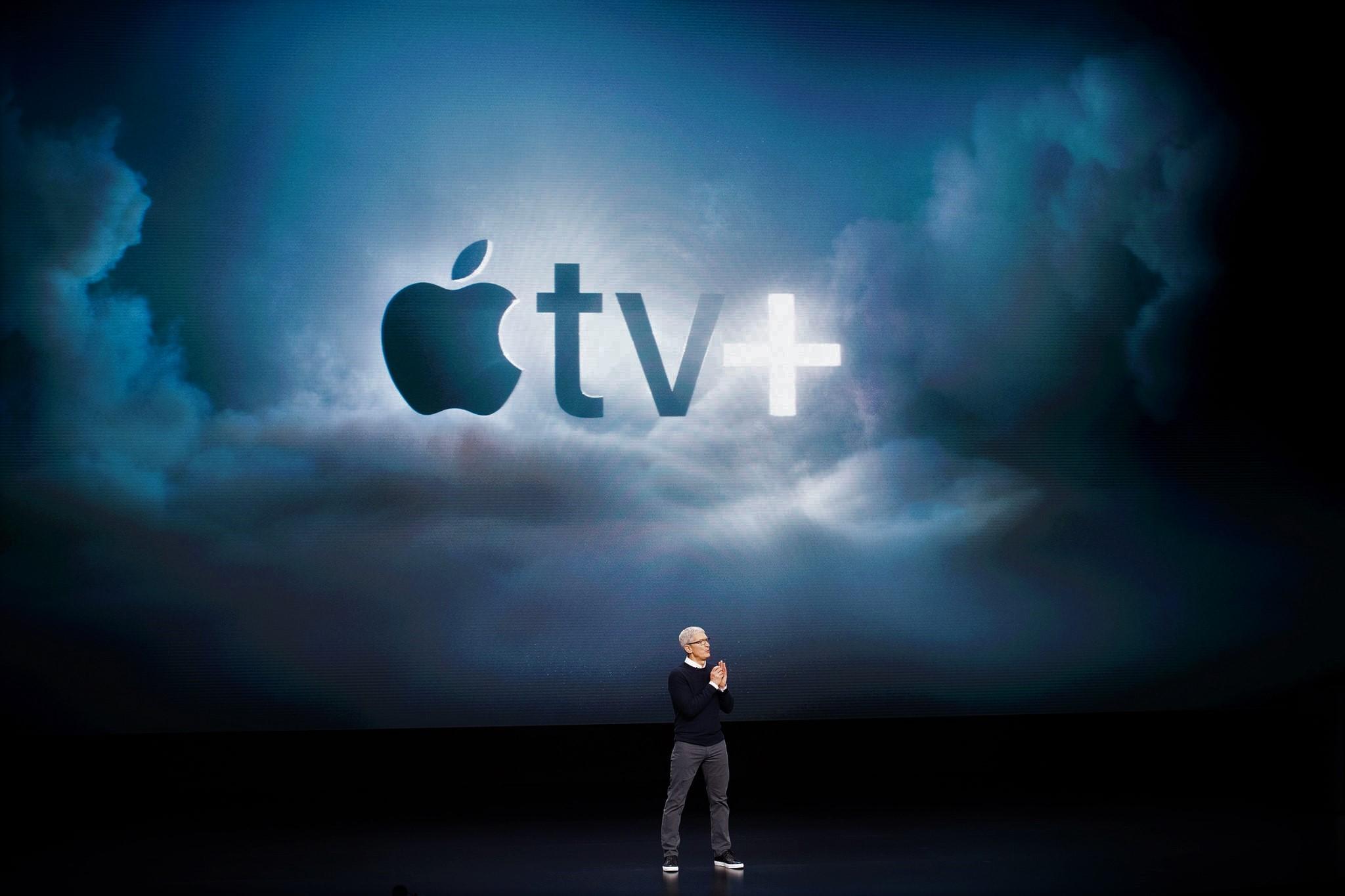 Apple TV plus kapak