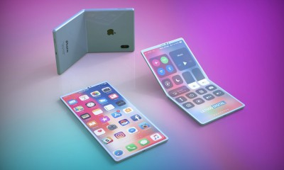 apple katlanır cihazlar