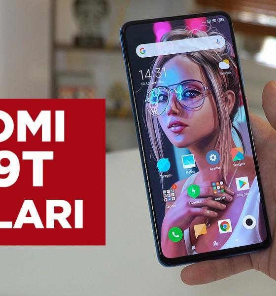 Xiaomi Mi 9T ipuçları