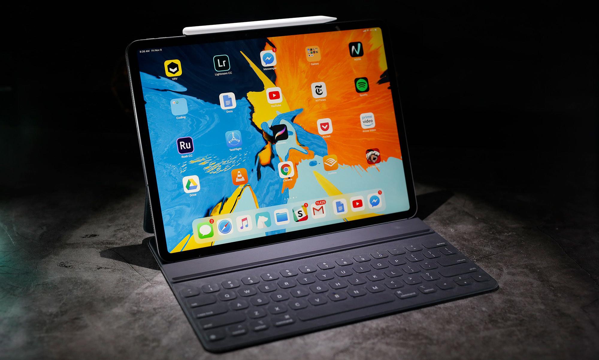 iPad pro ve iPad çoklu kamera