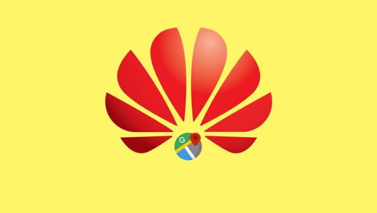 Huawei, Google Haritalara rakip olmaya hazırlanıyor!