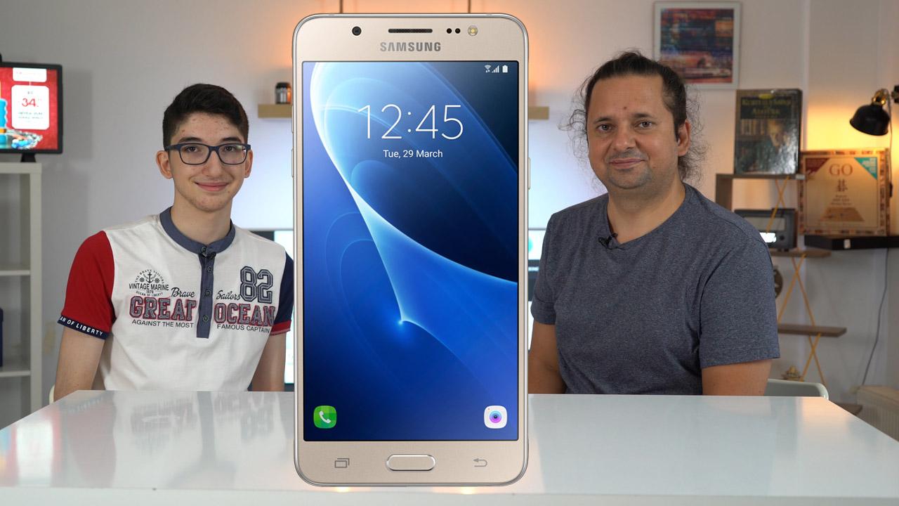 Samsung Galaxy J5 (2016) - Sizin Yorumunuz (Musa Arslan)