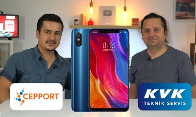 Cepport ve KVK'nın sorununu çözemediği Xiaomi Mi 8 - Sizin Yorumunuz (Özgür Çınarcı)