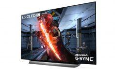 LG OLED TV serisi G-Sync desteğiyle geliyor!